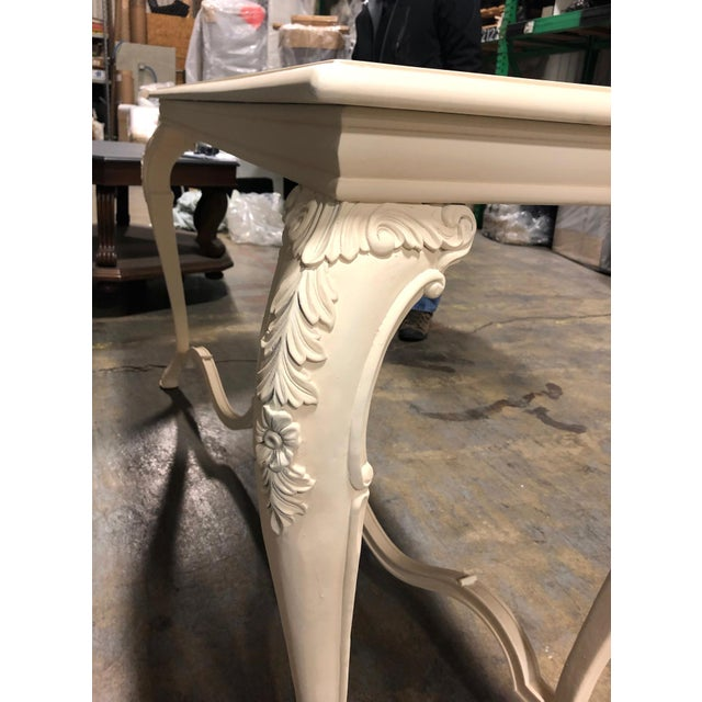 Neoclassical George Sand Console Table For Sale In Saint Louis - Image 6 of 11