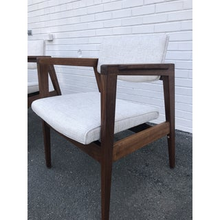 Mid Century Modern Jens Risom Style Chair by w.h. Gunlocke- A Pair Preview