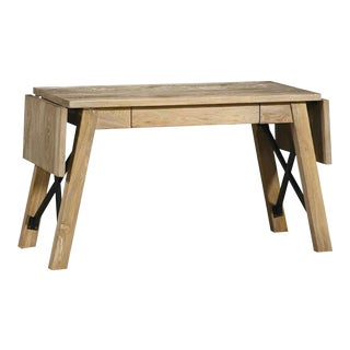 "Caracole ""The Long and Short of It"" Console Table Desk For Sale"
