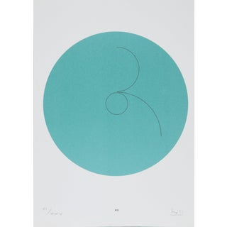 """Max Bill, """"Constellations Xii"""", Geometric Lithograph For Sale"""