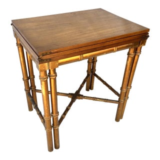 Drexel Et-Cetera Flip Top Table Server Regency