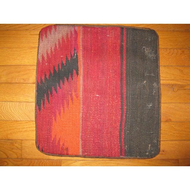 Tribal Vintage Afgan Kilim Pillow Cases For Sale - Image 3 of 6