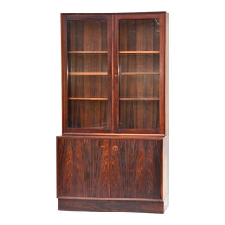 1960s Rosewood Cabinet by Erik Brouer, Denmark For Sale