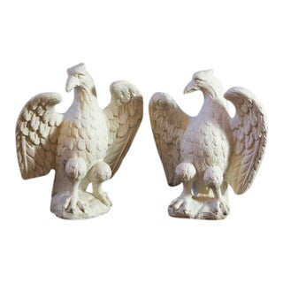 Wonderful Pair of Classic Eagles For Sale