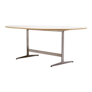 Shaker Base Table by Arne Jacobsen for Fritz Hansen, Denmark For Sale