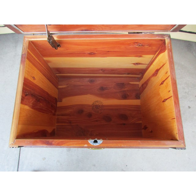 Lane Cache' Collection Cedar Chest - Image 6 of 9