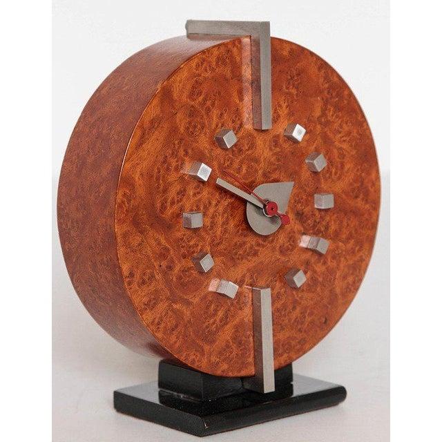Machine Age Art Deco Gilbert Rohde Herman Miller century of progress clock, no. 4725B Price reduced from $9750. Rare...