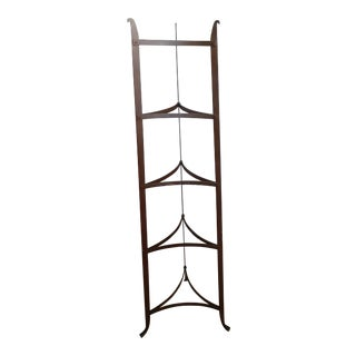 5-Shelf Copper Pot or Plant Stand For Sale