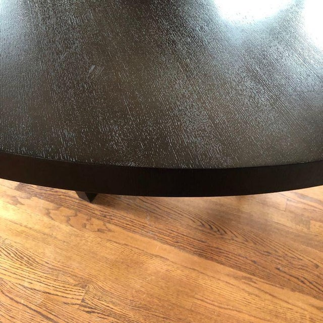 2000 - 2009 Italian 72 Inch Round Dining Table For Sale - Image 5 of 13