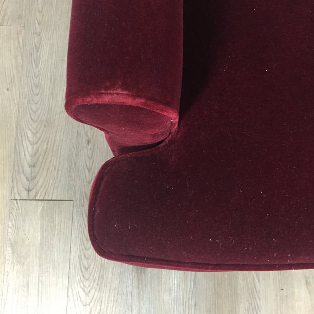 Vintage Mohair Sofa - Image 6 of 11