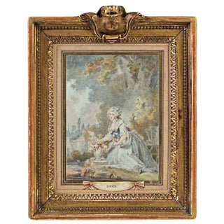 18th Century Old Master Drawing For Sale