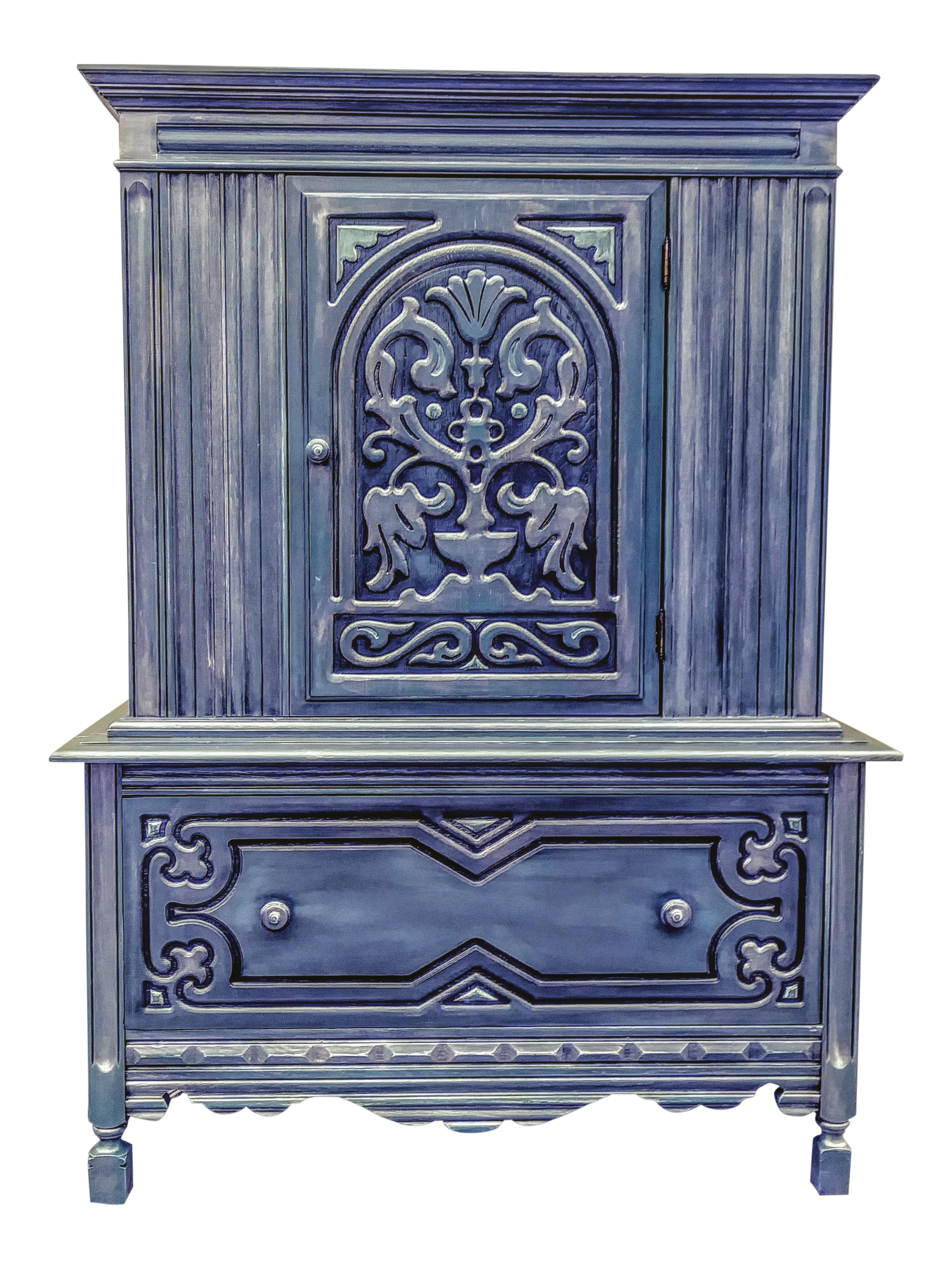Gently Used Amp Vintage Jacobean Furniture For Sale At Chairish