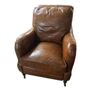 Stanford Leather Lounge Chair