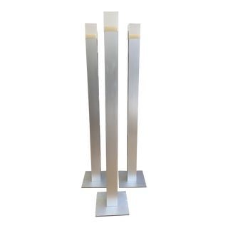 Arkitektura Contemporary Candle Holder - Set of Three For Sale