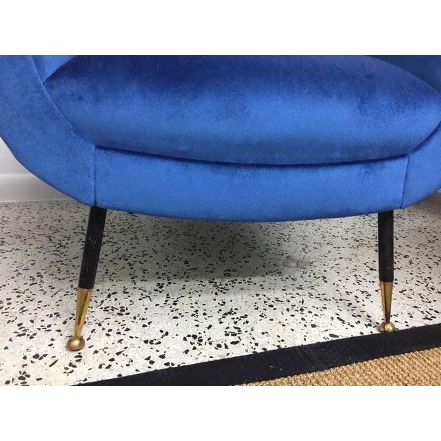 Gigi Radice Original Scrolled Armchairs - Image 2 of 6