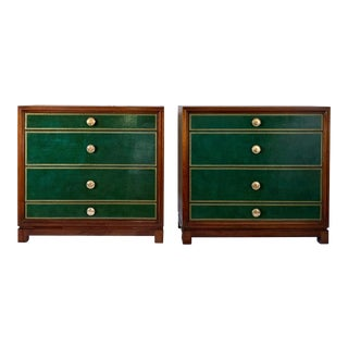 Mid-Century Parzinger Chests- A Pair For Sale