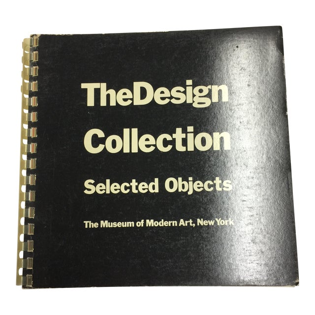 The Design Collection Museum of Modern Art 1970 Book - Image 1 of 11