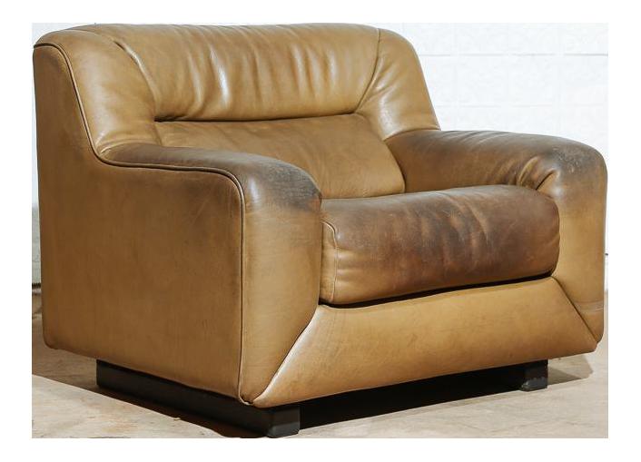 Vintage 70u0027s De Sede DS 43 Lounge Chair