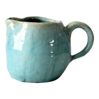 Vintage Studio Pottery Pitcher Vase For Sale