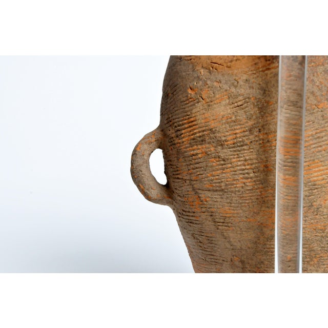Neolithic Jar on Stand For Sale - Image 9 of 13