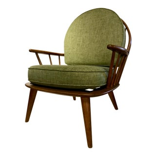 Mid-Century Modern Conant Ball Fully Restored Arm Chair For Sale