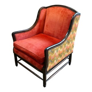Jack Leonor Larsen Style French Wingback For Sale