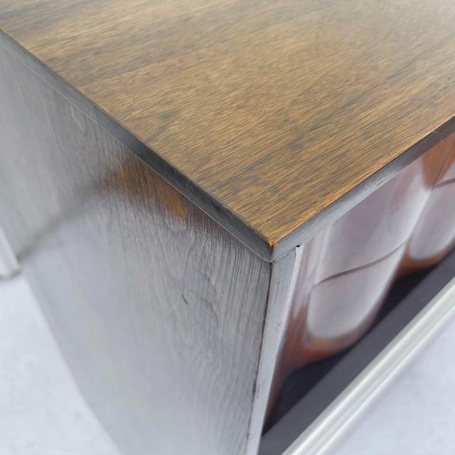 Mid-Century Modern Highboy Dresser For Sale - Image 12 of 13