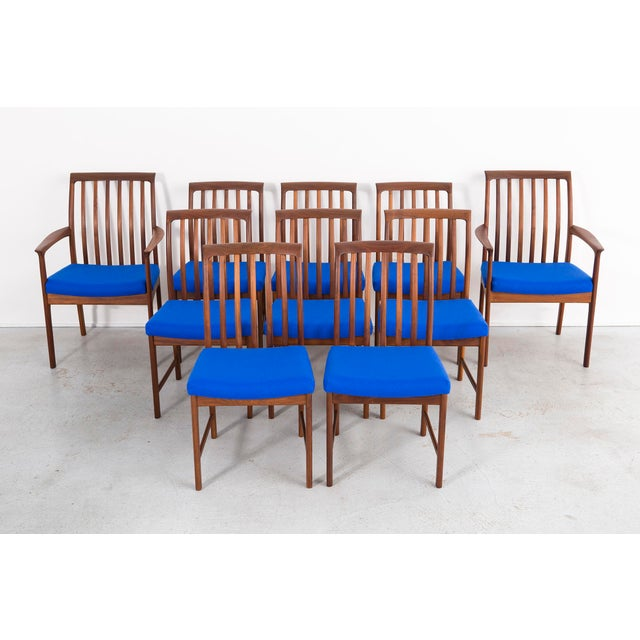1960s Set of Dux Dining Chairs For Sale - Image 13 of 13