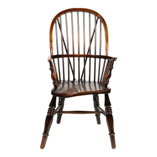 C.1870 English Windsor Chair For Sale