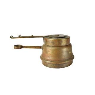 Antique Copper Jos Heinrichs Magic Paris New York Burner For Sale