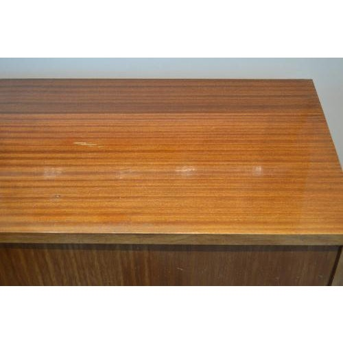 1960s Mid-Century Mahogany Sideboard From France, C.1960 For Sale - Image 5 of 13