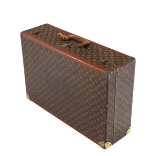 Louis Vuitton Suit Case For Sale