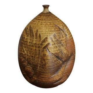 Tim Kennan Ceramic Vase For Sale