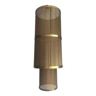 Mid-Century Lighting Pendant For Sale