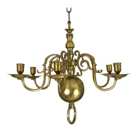 Image of Newly Made Baroque Chandeliers