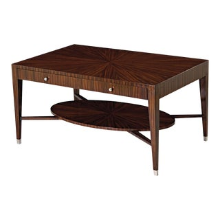 Scarborough House Rosewood Cocktail Table For Sale