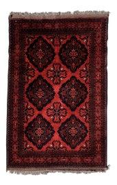 Image of Afghan Traditional Handmade Rugs