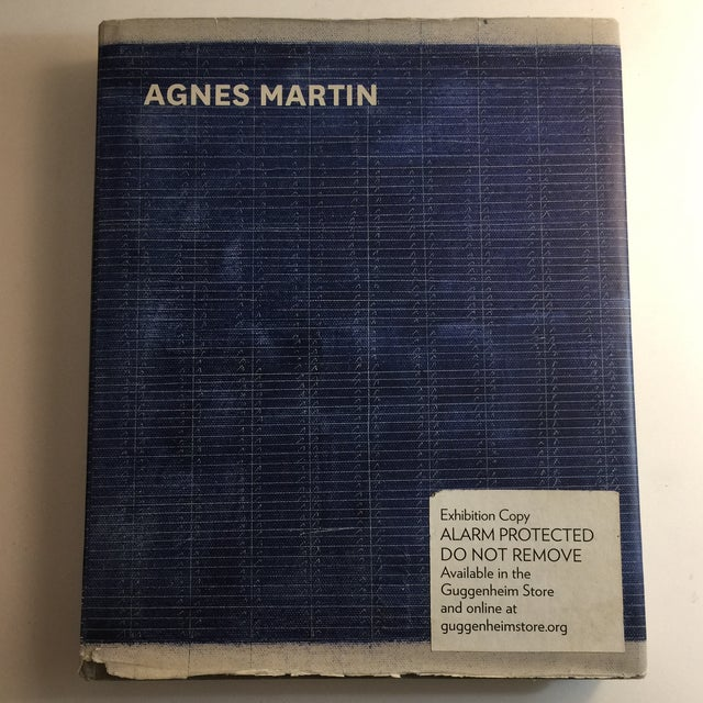 Agnes Martin Coffee Table Book For Sale - Image 13 of 13