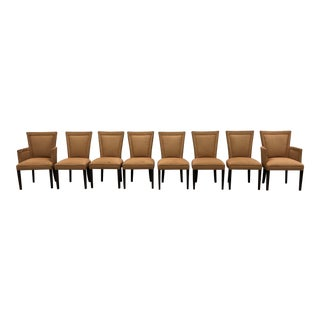 Mariette Himes Gomez Hickory Dining Chairs - Set of 8