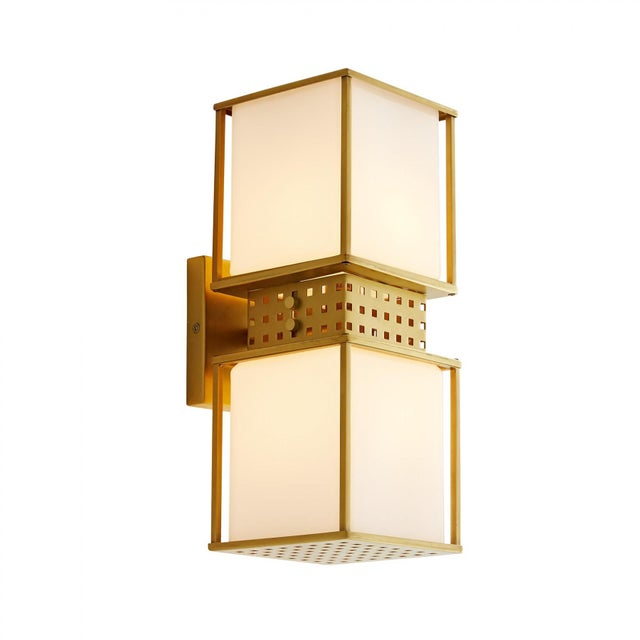 Arteriors Home Celerie Kemble for Arteriors Bisger Sconce For Sale - Image 4 of 8
