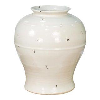 Sarreid Ltd Reeds Ceramic Vase For Sale