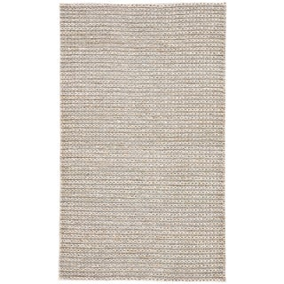 Jaipur Living Calista Natural Tan/ Greige Area Rug - 9′ × 12′ For Sale