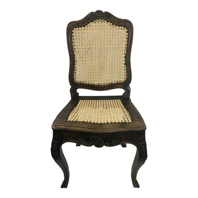 Louis XV Period Side Chair For Sale