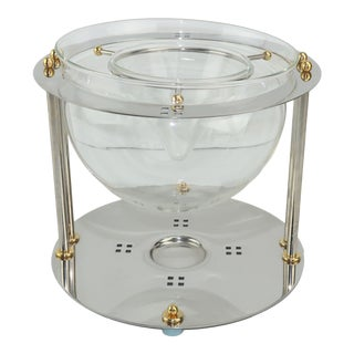 Bodum Postmodern Caviar Serving Bowl Tray For Sale