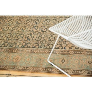 "Vintage Distressed Malayer Carpet - 7' X 10'2"" Preview"