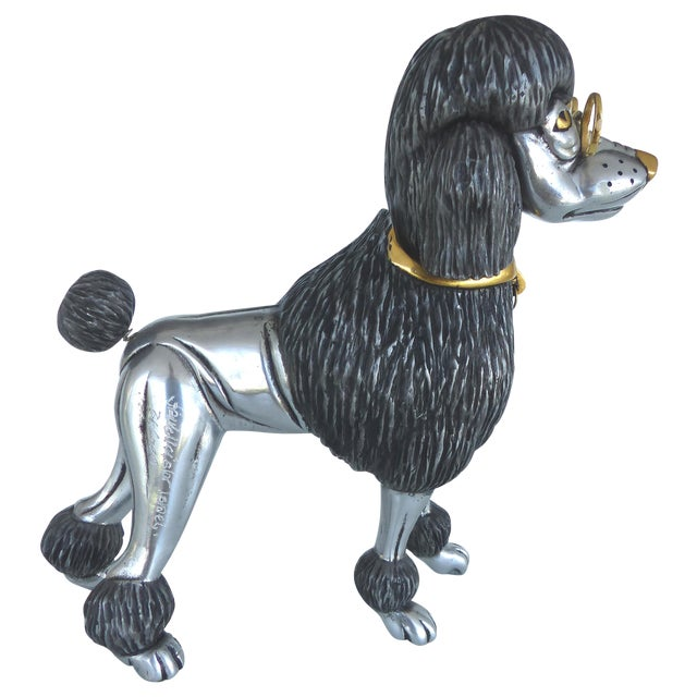 Articulated Poodle Sculpture - Image 1 of 11