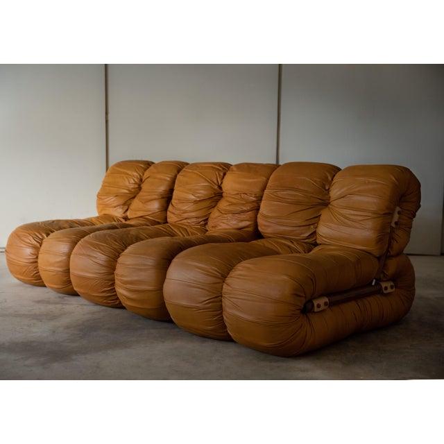 Mid-Century Modern 1960s Vintage Percival Lafer Living Room Set For Sale - Image 3 of 11