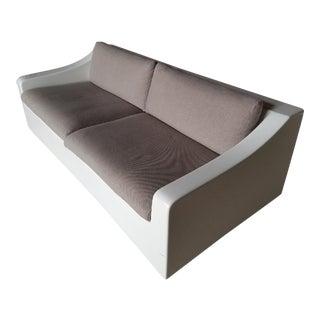 Ed Frank for Moretti Italian Mid-Century Modern Vintage Sofa Bed