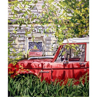 Put Out to Pasture Contemporary Giclée Print For Sale