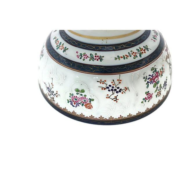 Large 19th-C French Porcelain Bowl - Image 4 of 6